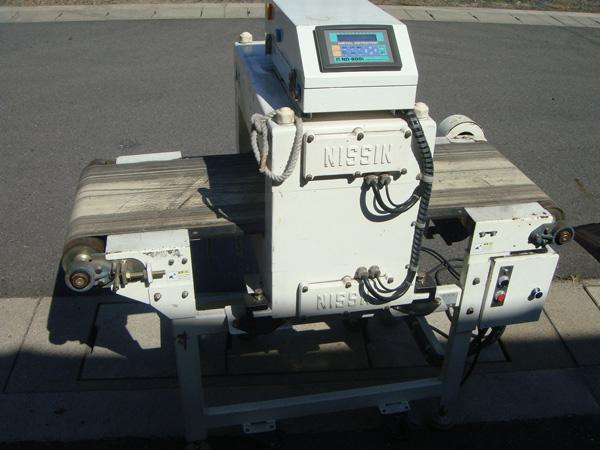 日新電子 金属検出機 ND-800i
