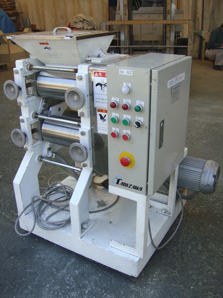 谷沢菓機工業 TAR-250 中古 圧延機