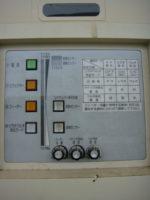 中古 色彩選別機 金子農機 AK-M350 操作部