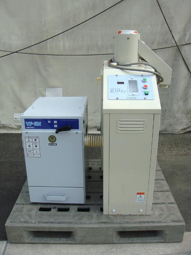 中古 無洗米機 精米機 タイワ 米クリン KMS-37